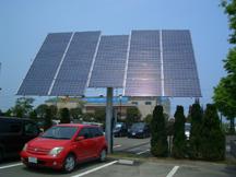 DEGER 太陽光追尾式制御システム 太陽光発電設備